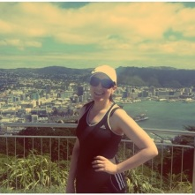 Mt Victoria look out, February 2013